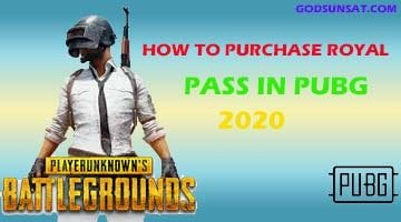 how to buy royal pass in pubg